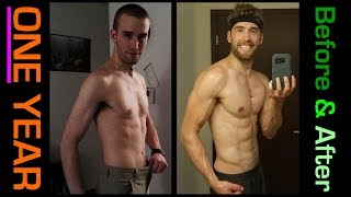 6 Month Body transformation