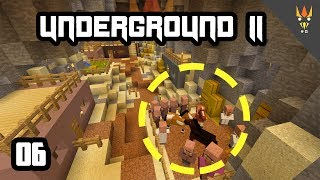 APA INI DESA KUDA! - Minecraft Underground 2 Indonesia #6