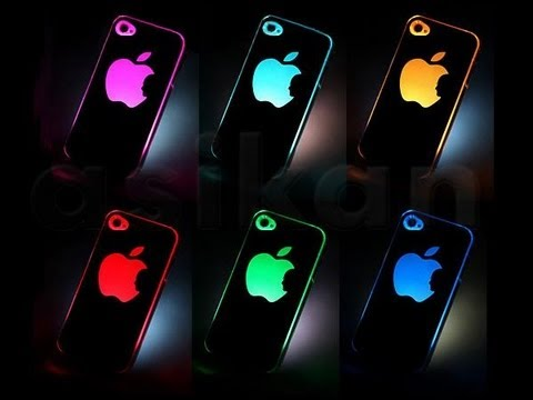 iphone led case led iphone 4 4s review hd 11984