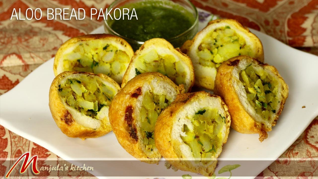 Aloo potato bread pakora recipe by manjula youtube aloo potato bread pakora recipe by manjula forumfinder Image collections