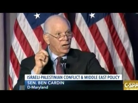"""Senator Cardin """"Iran Is A Very Dangerous Country! Israel Knows That! America Knows That!"""""""