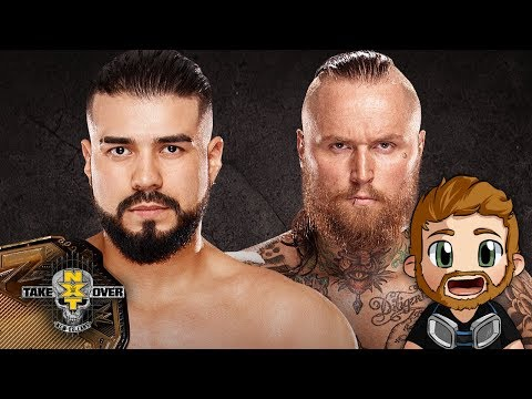WWE NXT TAKEOVER NEW ORLEANS (2018) LIVE STREAM LIVE REACTIONS WATCH PARTY