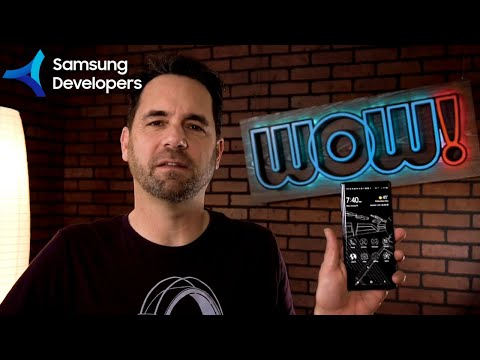 WOW! Becoming A Samsung Mobile UI Themes Designer