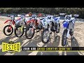 2019 450 Off-Road Race Bike Shootout - Vital MX