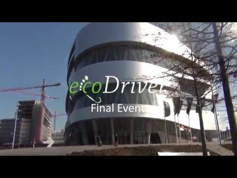 ecoDriver 2016 in Stuttgart: Final Event Highlights