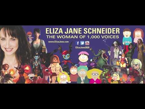 Eliza Jane Schneider Video Game Voices