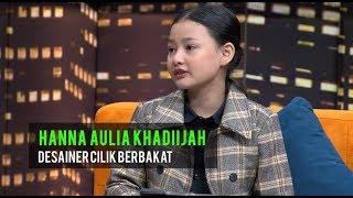 Download Hanna Aulia Khadijah, Desainer Cilik Berbakat |  HITAM PUTIH (02/09/19) Part 1 Mp3