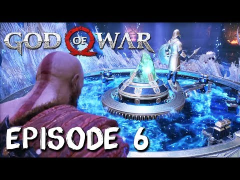GOD OF WAR 4 - La Porte Des 9 Mondes   Episode 6