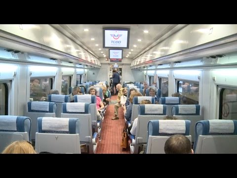 Ankara-Istanbul High-Speed Railroad Brings Convenience to the Locals