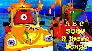 ABC Car Song & More Songs | Kids Songs | Nursery Rhymes | Baby Songs | Children Songs |