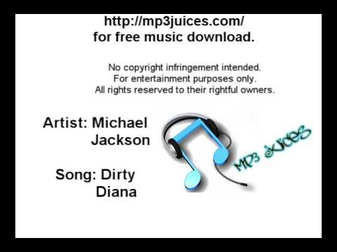 Michael Jackson  Dirty Diana  Song With Lyrics and Download