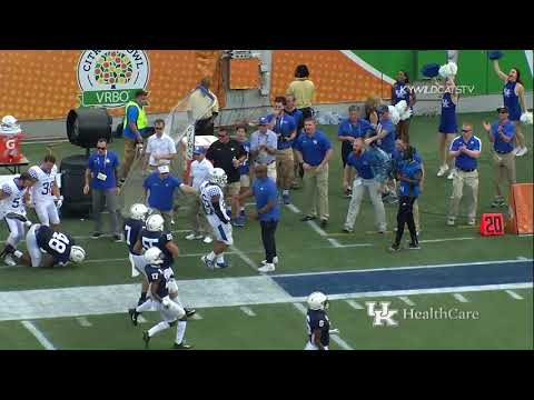 FB: Kentucky 27 Penn State 24 -  Citrus Bowl Highlights