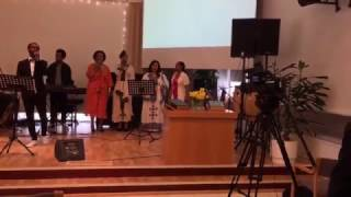 2017 Easter Conference Worship @Ethiopian Evangelical Church in Finland Part 2