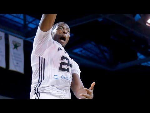 Spurs Draft Pick Cady Lalanne Season Highlights w/ Austin Spurs
