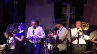 St.Petersburg Ska-Jazz Review - музика з к/ф Іграшка (live in Moscow 16.01.2015)