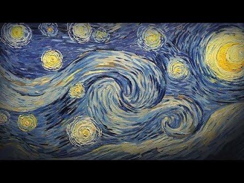 Das Leben Van Goghs als gemalter Film - cinema