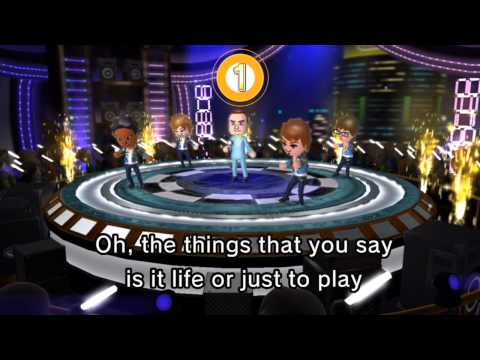 Wii Karaoke U Gameplay