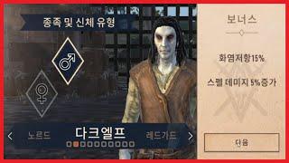 스카이림 모바일게임 엘더스크롤 블레이드