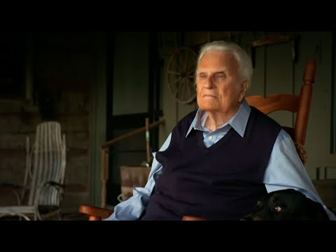 Evangelist Billy Graham has died at age 99