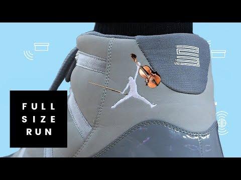 Michael Jordan Gave His Violinist a Sneaker Deal   Full Size Run