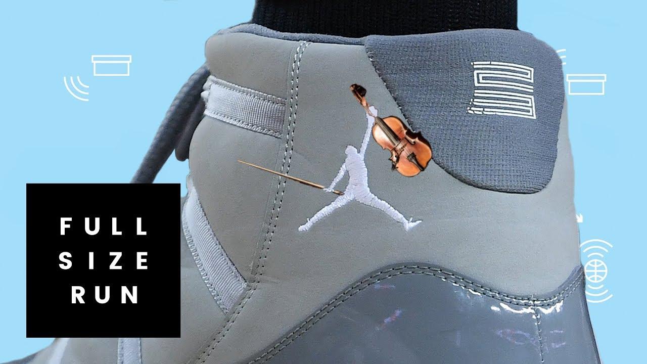 df3708ed3c26 Michael Jordan Gave His Violinist a Sneaker Deal