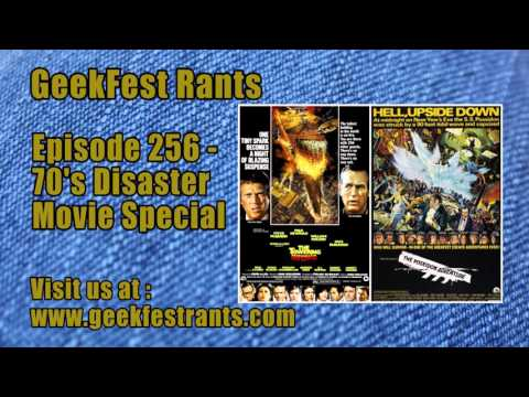 Episode 256 - 70's Disaster Movie Special