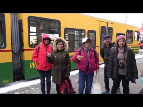 Europe Trip 2017 Jungfraujoch, Montreux, Lausanne, Switzerland