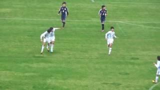 2016年11月27日 全日本少年サッカー 三重大会 準決勝 三重中勢 対 一身田