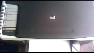 Как заменить картриджи на принтере HP(В этом видео-уроке показано, как правильно заменить картриджи на принтере Нр Deskjet F2180., 2016-02-25T11:14:19.000Z)