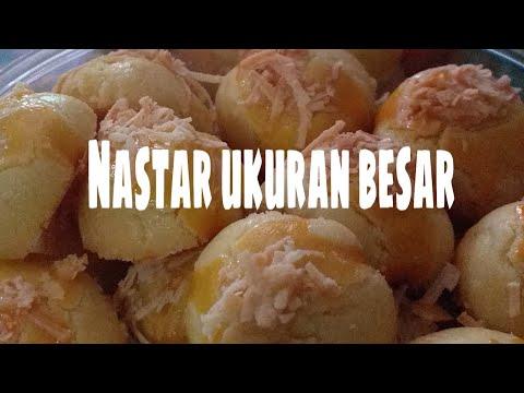 Resep Kue Nastar Lembut.