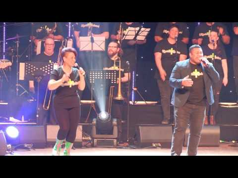 Again I Say Rejoice (Israel Houghton) - Rhythm \u0026 Culture (Live Video At Congress 2016)