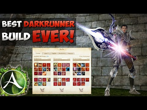 Archeage Best Build Darkrunner
