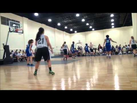 Mary Eckenrode AZ Thunder Black vs Santa Monica Surf Int'l