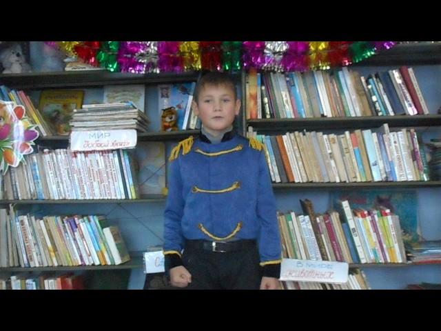Изображение предпросмотра прочтения – ОлегДенисов читает отрывок изпроизведения «Бородино» М.Ю.Лермонтова