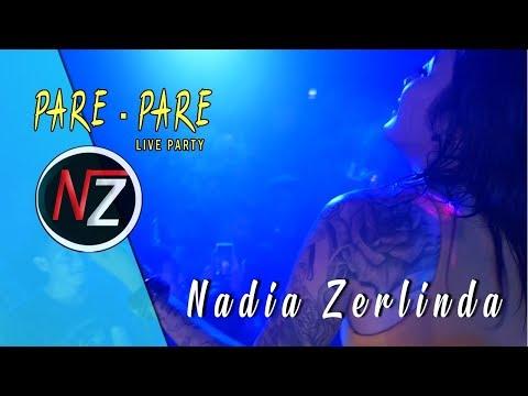 PECAAHHH!! Nadia Zerlinda - Live PA @Pare Pare #NadVlog