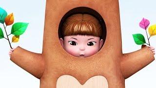 Kongsuni and Friends 113   Make A Wish   HD   English Full Episode   Cartoons For Children