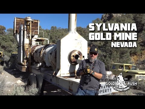 Sylvania Gold Mining Claim - Nevada - 2017