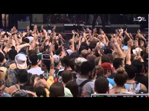 The Airborne Toxic Event LIVE at Lollapalooza 2014