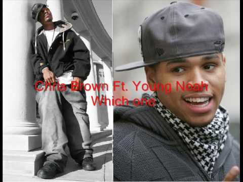 Chris brown ft Young Noah - Which One