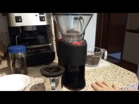 bodum grinder how to use