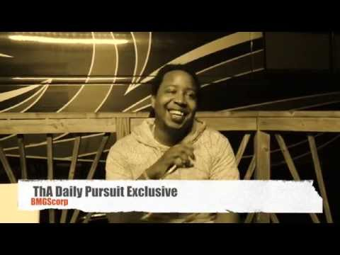 BMGScorp interview with ThA Daily Pursuit