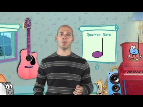 Mr. Greg's Musical Madness - Quarter Note