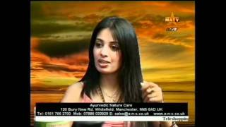 Rama Chande live on MATV part 2