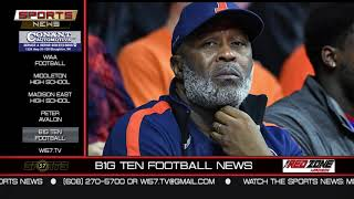 WI57 | The Sports News | Jason's Deli B1G TEN Football News | 11-11-18