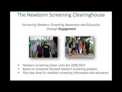 Baby's First Test Webinar: 5 Years of a National Educational Initiative