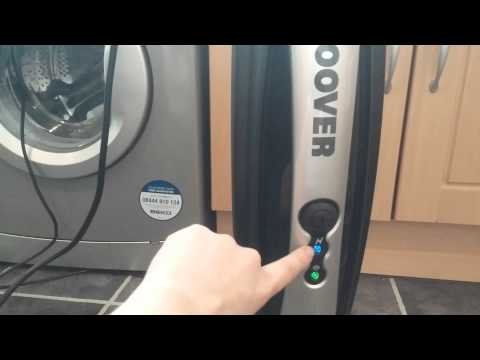 Hoover SteamJet Dual Head SSN1700 Steam Mop