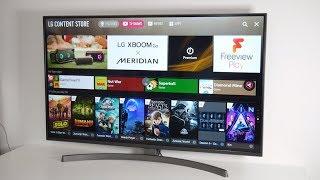 2018 LG SUPER UHD TV - AI THINQ - IPS NANO CELL - 49SK8100PLA