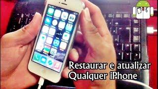 resetar e atualizar qualquer iphone hard reset uticell
