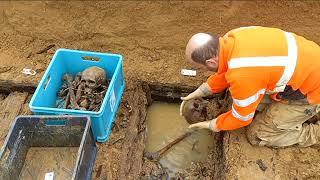 Guerre 14-18 : squelettes de soldats retrouvés en Meuse