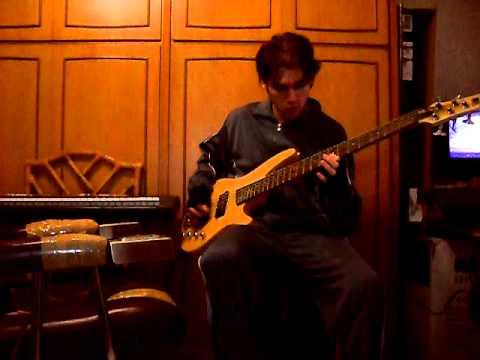 Dave Kurrikainen - il grande Mazinger (on bass cover)